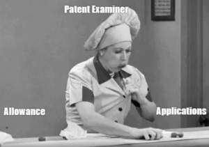 Patent Examiners in Certain Art Units