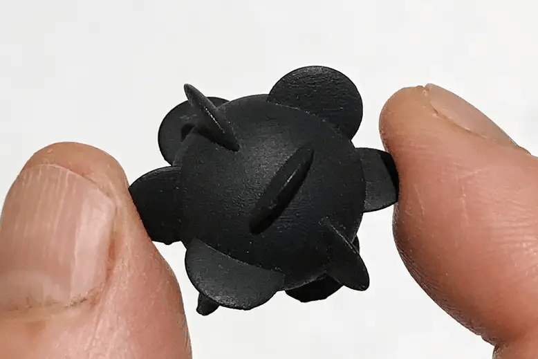 Strange 3D-printed shapes test 150-year-old mathematical theory